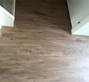 PVC vloer